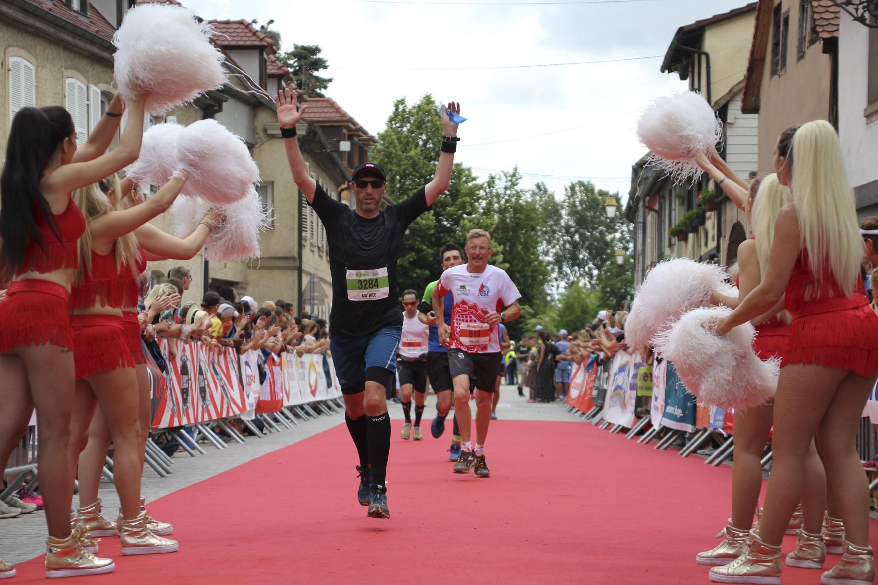 Marathon des vignobles d'Alsace 2019