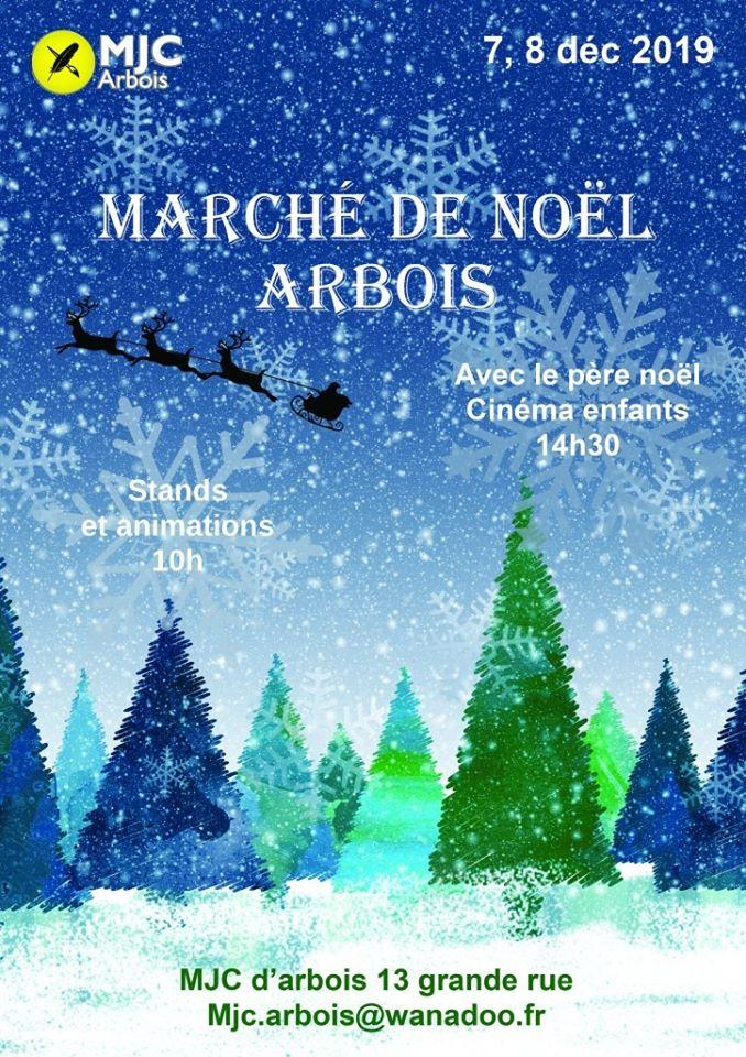 Marché de Noël – Arbois