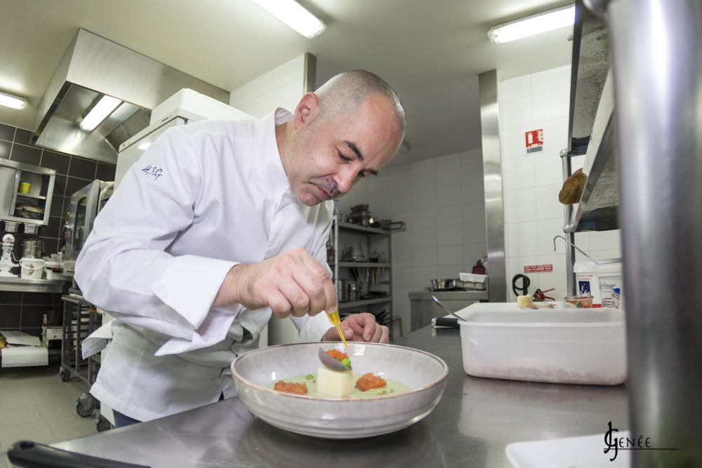 Les chefs dans leur cuisine -Ep.1